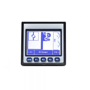 Monochrome Touchscreen OCS